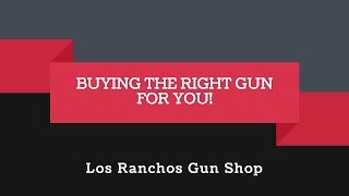 Buying the Right Gun in Albuquerque