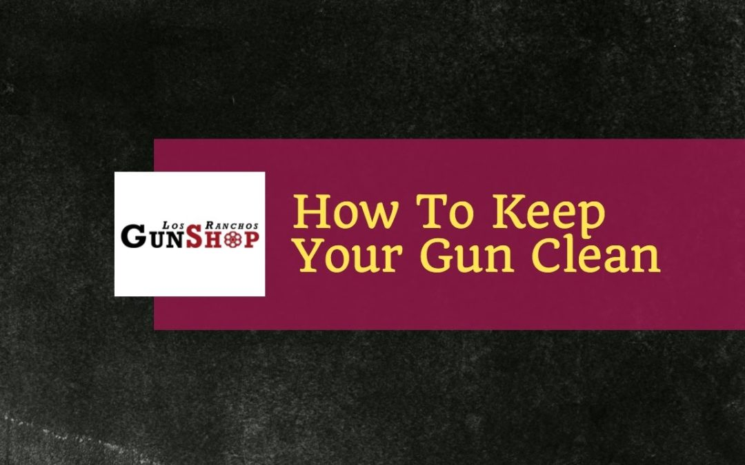 Gun Cleaning in Albuquerque