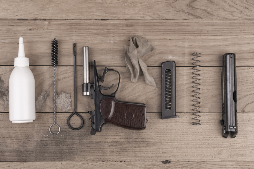 Tips For Gun Cleaning in Albuquerque