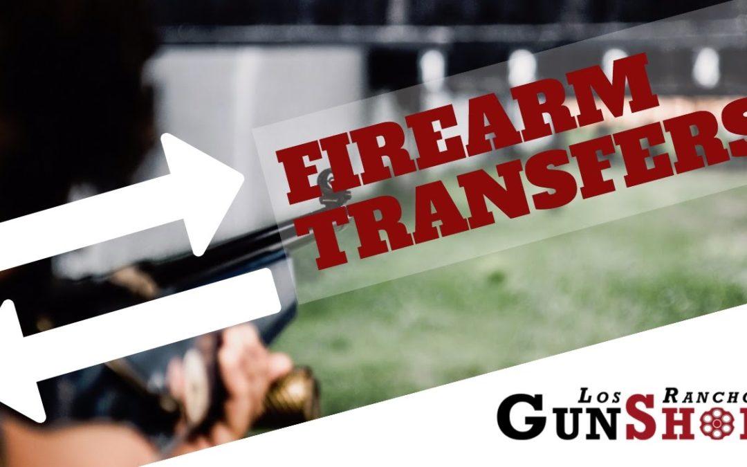 Firearm Transfers in Albuquerque