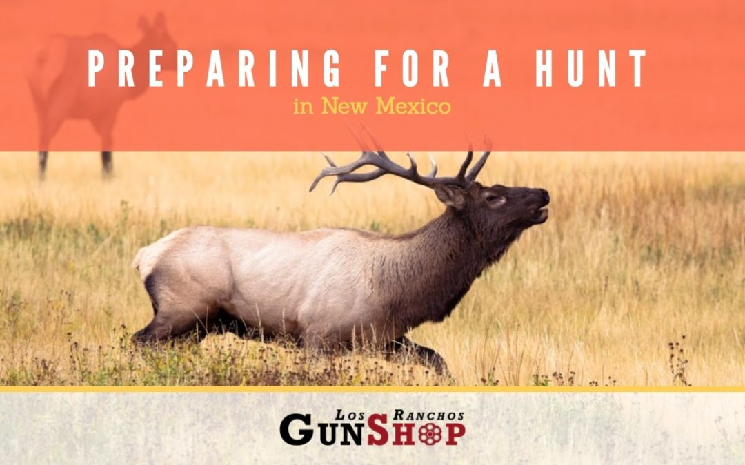 Preparing for a Hunt in New Mexico