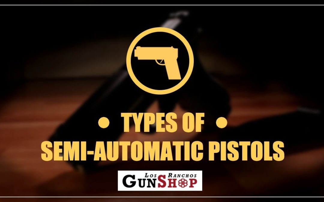Best Semi Automatic Pistols