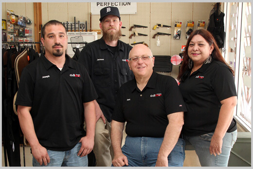 About Los Ranchos Guns