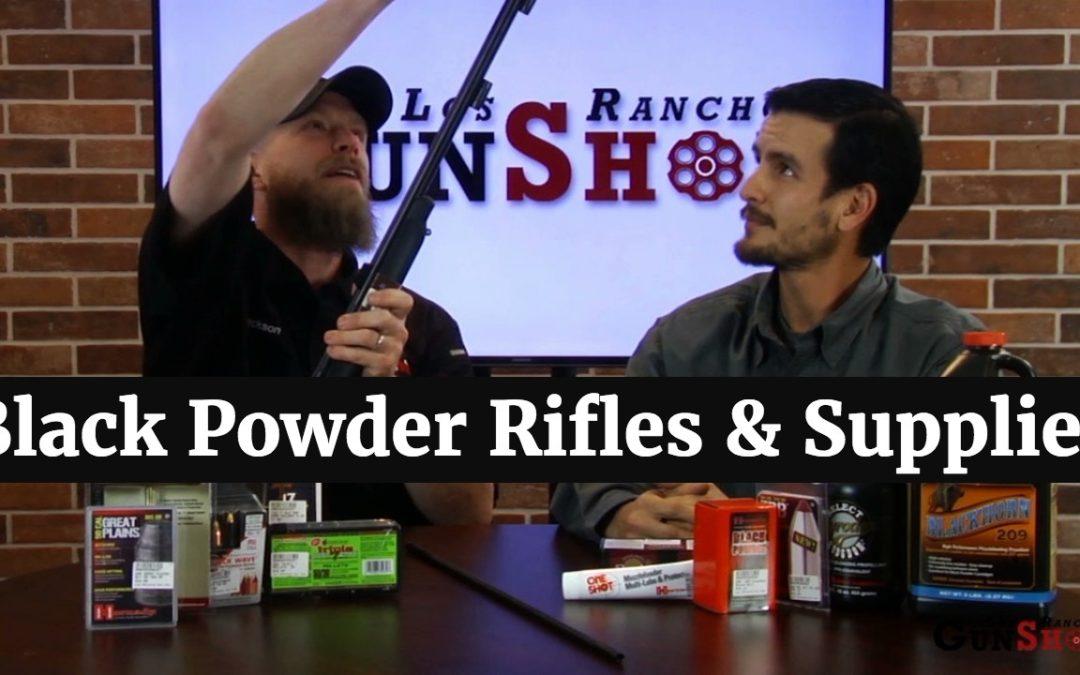 Black Powder Rifles & Supplies in Albuquerque