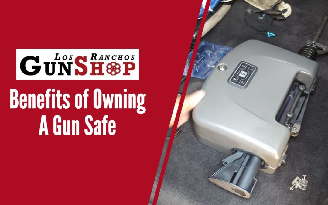 Benefits of Owning A Gun Safe in Albuquerque